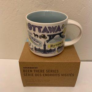 NIB Starbucks Ottawa Canada Mug Been There Series